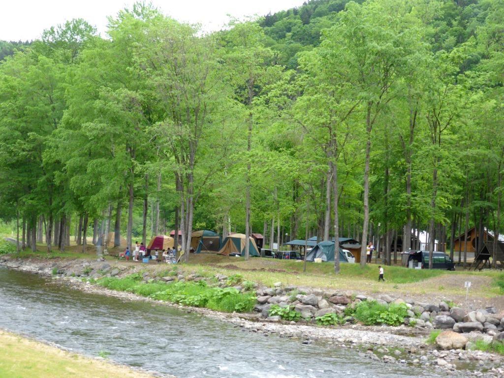 丸瀬布いこいの森キャンプ場