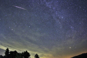 ペルセウス座流星群