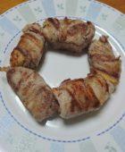 豚肉巻きバウムクーヘン