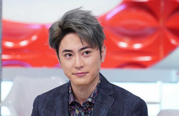 間宮祥太朗の髪型がかっこいい画...