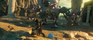 ドラクエ映画 ドラゴンクエストユアストーリー キラーマシン 感想 評価