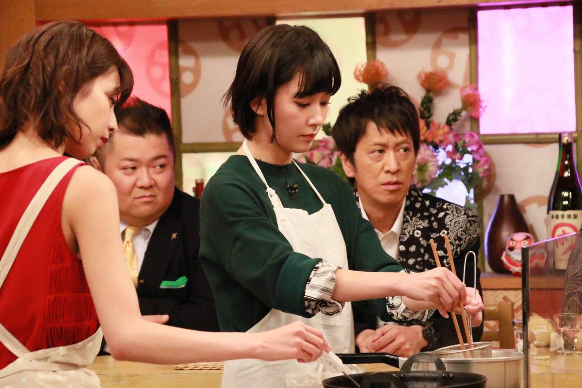 水川あさみ 料理