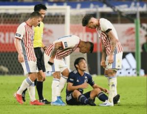 サッカー日本代表 中島翔哉