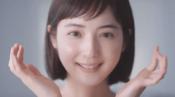 佐々木希 CM 肌 すっぴん